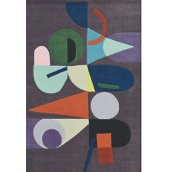 Kolorowy dywan nowoczesny Estella Moonlight