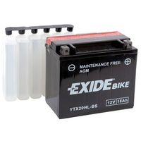 Akumulator motocyklowy Exide YTX20HL-BS 18Ah 270A