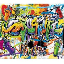 Fototapeta Graffiti – kolorowy styl ulicy 1400