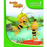 Mistrz łamigłówek. Pszczółka Maja - Praca zbiorowa (9788328100985)