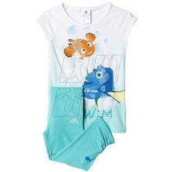 Komplet adidas Disney Nemo & Dory Summer Set Junior AK2533 z kategorii Komplety odzieży dla dzieci