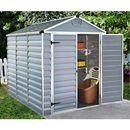 Narzędziowy domek do ogrodu 6x8 szary skylight - transport gratis! marki Palram