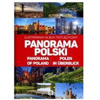 Panorama Polski Ilustrowany Album Trzyjęzyczny Polsko Angielsko Niemiecki - Praca zbiorowa (9788378872863)