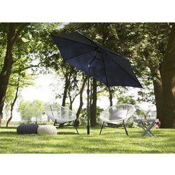 Parasol ogrodowy Ø270 cm morski VARESE
