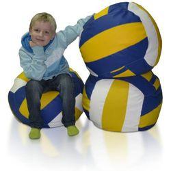 Pufa, piłka volleyball l marki Polskie pufy
