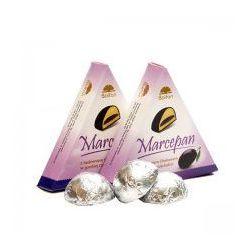 Marcepan z nadzieniem śliwkowym w gorzkiej czekoladzie 53g