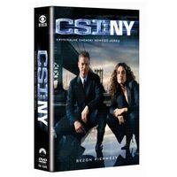 CSI Kryminalne zagadki Nowego Jorku, sezon 1 (DVD) - Imperial CinePix (5903570142147)
