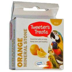 Minerały dla ptaków tweeter's treat o smaku pomarańczy wyprodukowany przez Hp birds