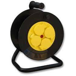 Elegant przedłużacz bębnowy Ecolite BUBEN-50 (IP44) (8590849501094)