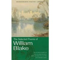 The Selected Poems Of William Blake, książka w oprawie miękkej