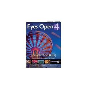 Eyes open 4 presentation plus dvd marki Cambridge university press