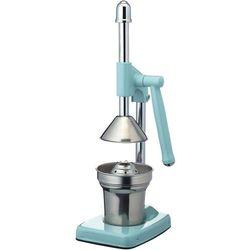 Ręczna wyciskarka do cytrusów z dźwignią Retro Kitchen Craft mietowa (LNJUICERBLU)
