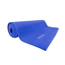 Mata do ćwiczeń jogi  yoga 173x60x0,5 cm - kolor niebieski wyprodukowany przez Insportline