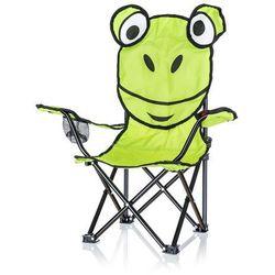Happy green  krzesełko składane dziecięce żaba