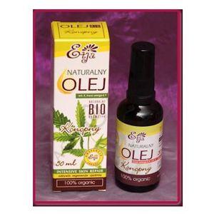 Etja Olej konopny bio - 50 ml
