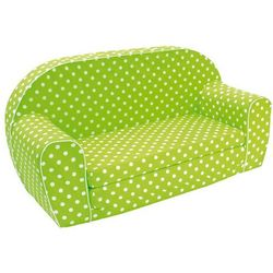 Bino Mini sofa, zielony