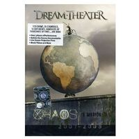 Chaos In Motion 2007-2008 (DVD) - Dream Theater