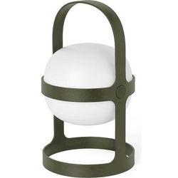 Lampa solarna soft spot 25 cm oliwkowa (5709513263111)