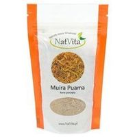 Muira Puama kora pocięta 50g NatVita (5907377282464)