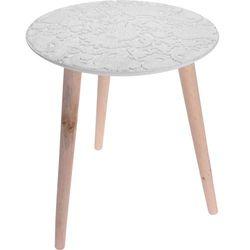 Stolik okazjonalny, kawowy - Ø 40 cm