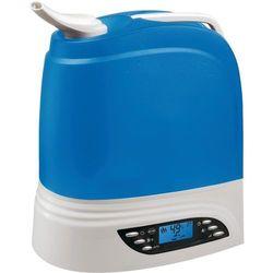 Ciepły/Zimny nawilżacz powietrza ELRO, 0.4 l/h, 50 m², 145 W, Szary, Niebieski , 7 l - produkt z kategorii- Nawilżacze powietrza