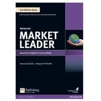 Market Leader 3Ed Extra Advanced. Podręcznik + DVD-R + MyEnglishLab, Pearson