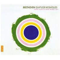 Beethoven: String Quartets Op. 18 Nos. 1 4 (Quatuor Mosai