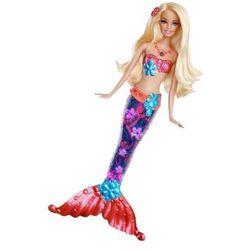 Barbie Świecaca Syrenka Blondynka V7047 - sprawdź w HUGO Akcesoria gsm , Nawigacje
