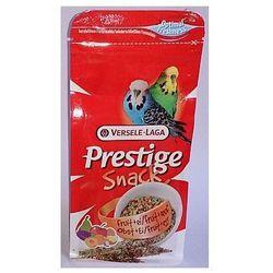 Versele-Laga Prestige Snack Budgies 125g przysmak z biszkoptami i owocami dla papużek falistych - produkt dostępny w Fionka.pl