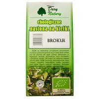 Ekologiczne nasiona na kiełki - brokuł 30g  marki Dary natury