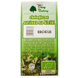 Ekologiczne nasiona na kiełki - Brokuł 30g Dary Natury - produkt z kategorii- Nasiona