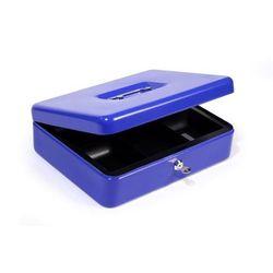 Kasetka metalowa na pieniądze HF-M300A Argo, niebieska - Super Ceny - Rabaty - Autoryzowana dystrybucja - Szybka dostawa - Hurt, KASRXX-0010