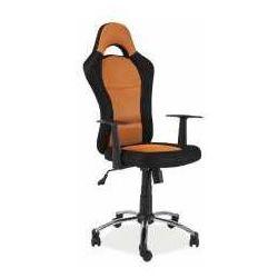 Fotel Q-039 pomarańczowo-czarny - ZADZWOŃ I ZŁAP RABAT DO -10%! TELEFON: 601-892-200, SM F Q039_20170223234142