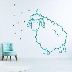 Wally - piękno dekoracji Szablon do malowania dla dzieci owieczka 2546