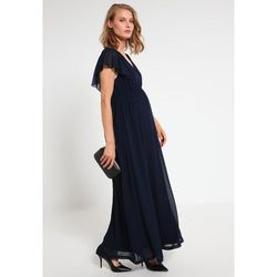 MAMALICIOUS MLCHIFFON MARY Suknia balowa navy blazer
