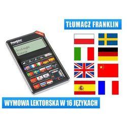 Tłumacz Mówiący (16-języczny) Franklin Explorer.