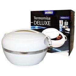 Waza, pojemnik, termomisa, termos obiadowy 5l (8592381024420)