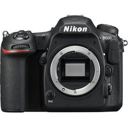 Nikon D500, aparat fotograficzny