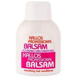 Kallos Nourishing odżywka do włosów suchych i zniszczonych z kategorii Odżywianie włosów
