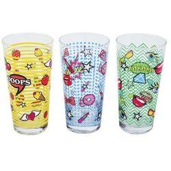 pop szklanki 350 ml 3 sztuki marki Krosno