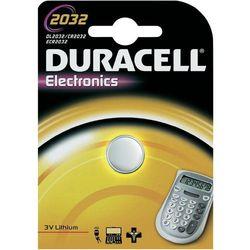Bateria litowa mini  cr2032, marki Duracell