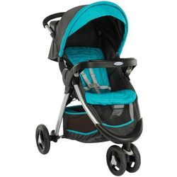 WÓZEK SPACEROWY FASTATION FOLD BLUE firmy GRACO