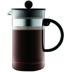 Zaparzacz do kawy bistro, 8 fliliżanek, 1.00 l, czarny - 1,00 l marki Bodum