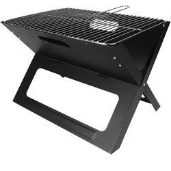 Grill węglowy składany 45x30cm Fieldmann czarny