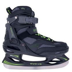 Spokey EVO 1.5 - Łyżwy hokejowe; r.37 - produkt z kategorii- Łyżwiarstwo