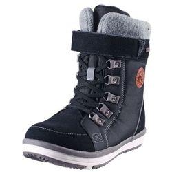 Buty zimowe REIMA ReimaTec FREDDO czarne - z rzepem, kup u jednego z partnerów