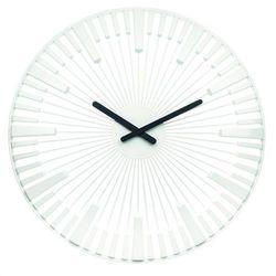 Koziol Zegar ścienny biały piano kz-2340525 (4002942274019)