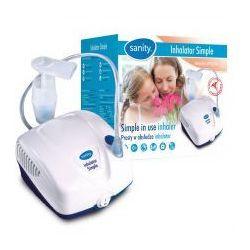 Sanity Inhalator Tłokowy z Systemem Nebulizacji Simple z kategorii Inhalatory