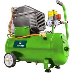 Verto Kompresor olejowy 73k002 24 litry