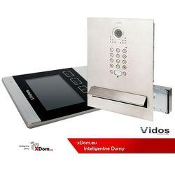 Zestaw wideodomofonu skrzynka na listy z szyfratorem s562d-skm m904s monitor 4,3 cali marki Vidos